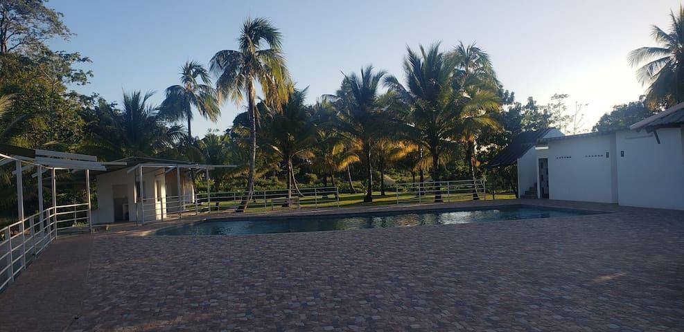 Ranch Setters Eco Resort.