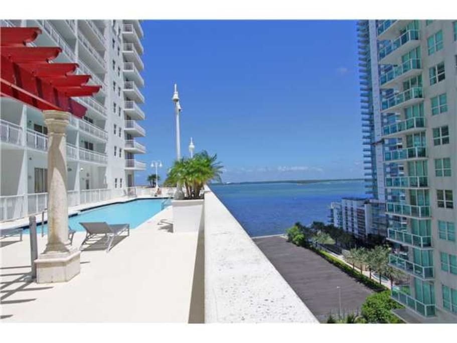 Remodeled 1 Bedroom Apt In The Heart Of Brickell