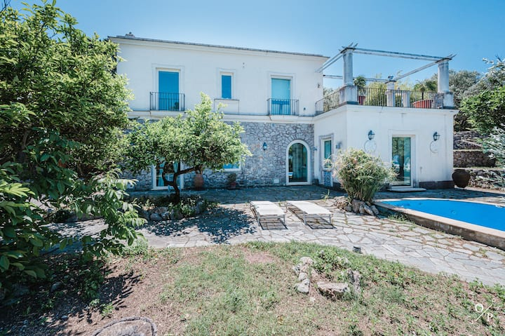 Villa Talitha - Exclusive villa with Pool