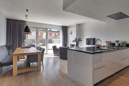Luxus-Haus, 20 Min. Von City Centre Amsterdam - Wormer