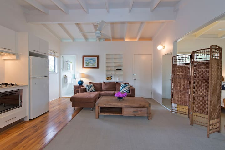 Jenny's Beachside BNB Apartment 2 - Suffolk Park - Byt