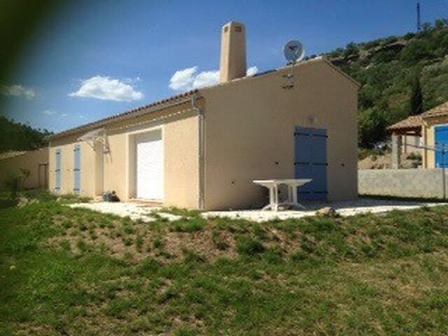Maison neuve en Provence