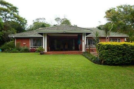 Beautiful large home with pool - Kloof - Talo