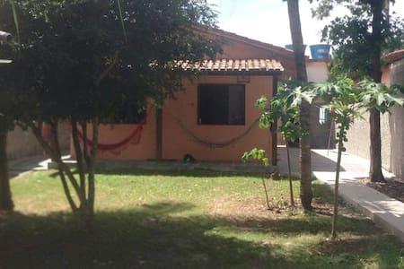 Casa de praia no Mundaí