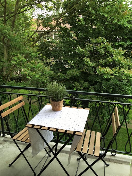 Our balcony :)