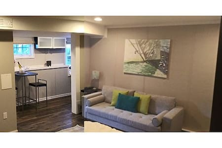 Modern and comfortable studio apartment