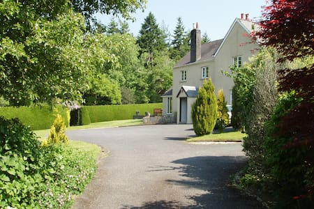 Old beamed Devon Farmhouse - Devon - Penzion (B&B)