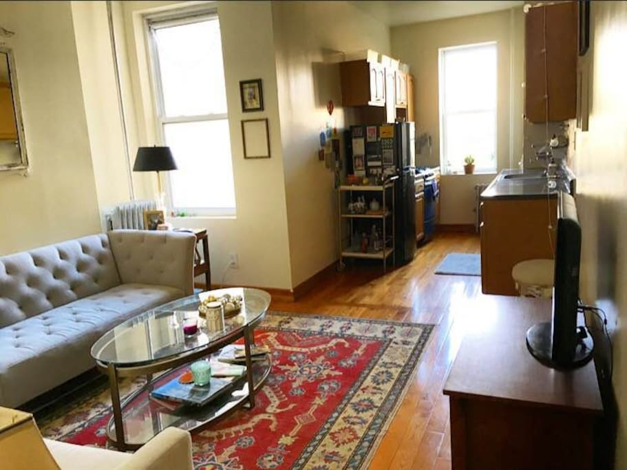 Spacious 1 Bedroom In Crown Heights Apartments For Rent In Brooklyn New Yo