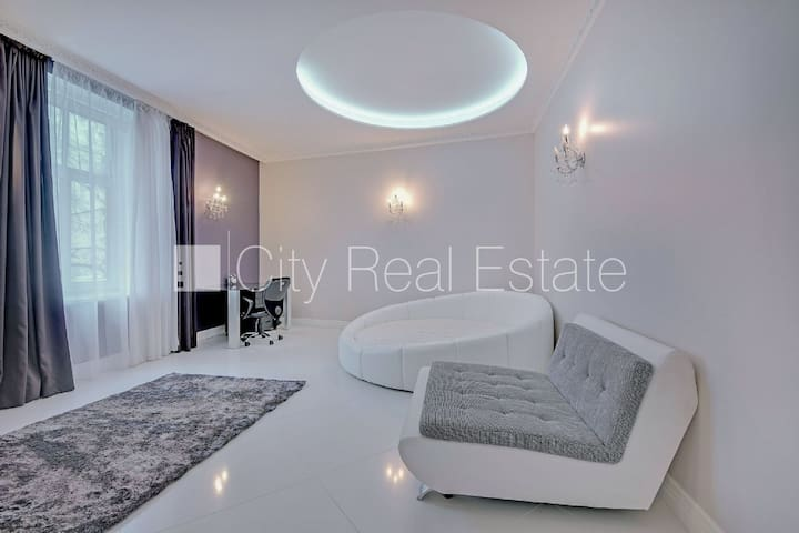 1 BedRoom in Elegant Riga apartment - Rīga - Flat