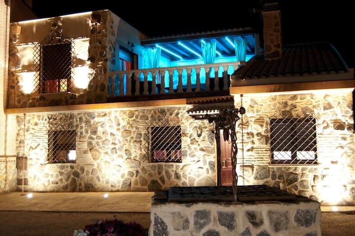 """Una Casa Rural con """"Mucho Encanto"""" en Toledo - Argés - Rumah"""