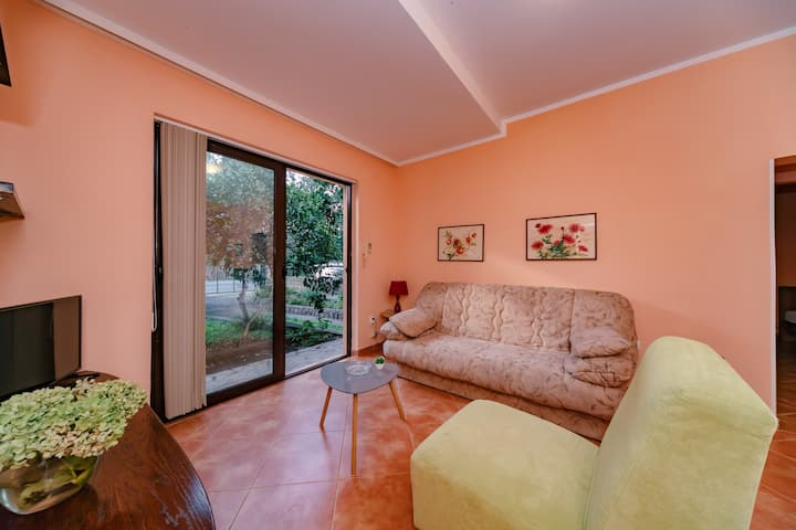Orange Dream Two Bedroom Apartment