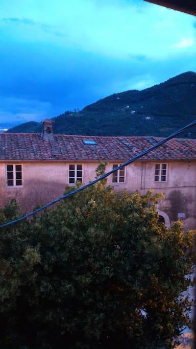 Case tipiche della Toscana - Des maisons typiques toscanes