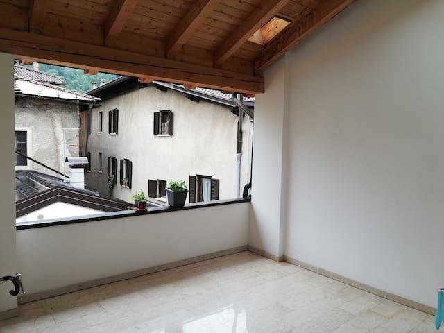 Happy - Appartamento privato con grande terrazza