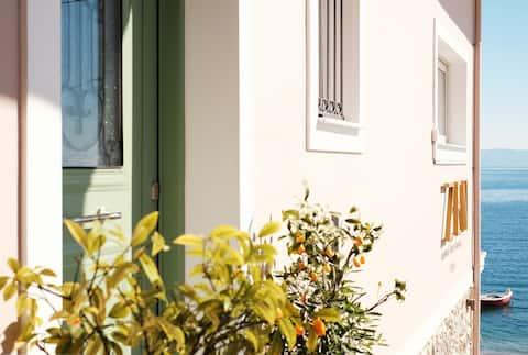 ZEN MINIMAL LUXURY HOUSING TYROS  Z27Α