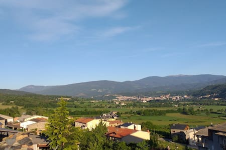 Charming Village House Near Andorra, WIFI , Sat TV