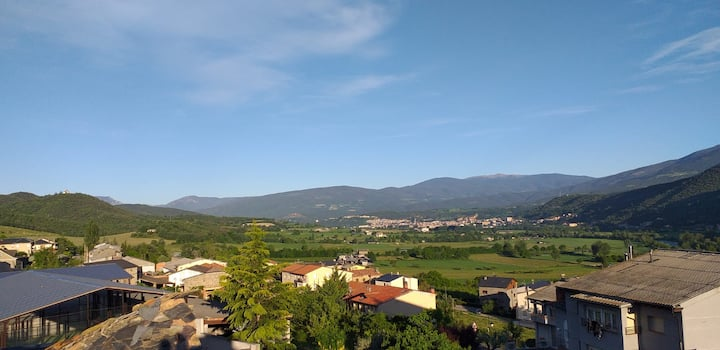 Casa con Encanto cerca de Andorra, WIFI .
