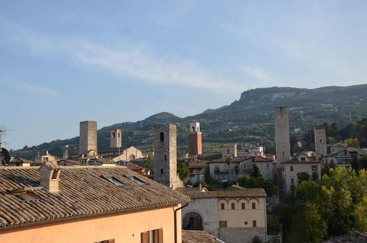 Charming flat in the heart of Ascoli Piceno