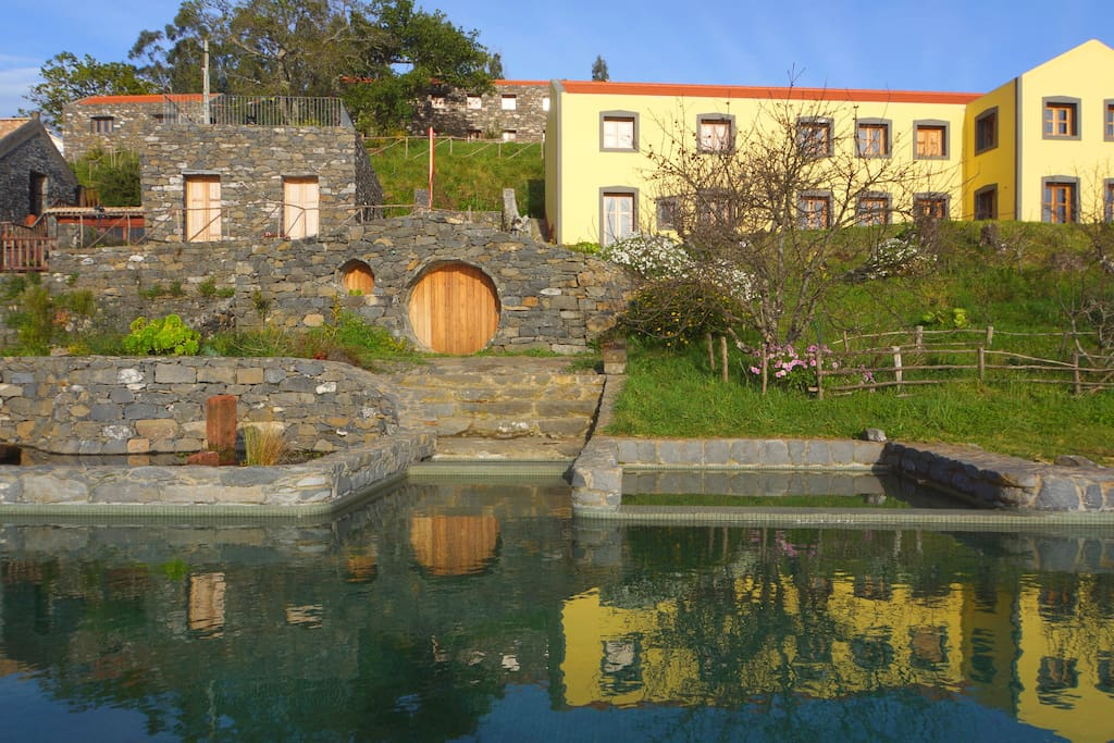 Casa pereiros t1 casas da levada houses for rent in madeira madeira portugal - Casa rural lisboa ...