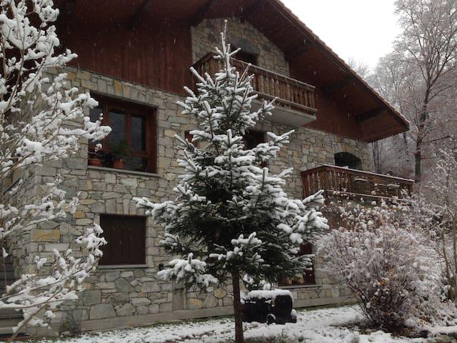 (URL HIDDEN) coeur des stations de ski - St Marcel