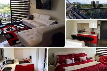 Luxurious 1 Bedroom Apartment @ VH1 Z15 Safe&Nice - Guatemala - Pis