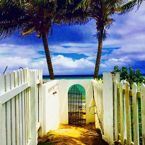 Caribbean Beach Studio - Pool & Steps to the beach - Vieques, Puerto Rico - Appartamento