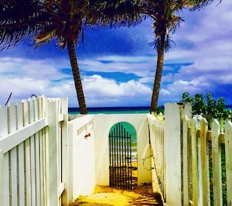 Caribbean Beach Studio - Pool & Steps to the beach - Vieques, Puerto Rico - อพาร์ทเมนท์