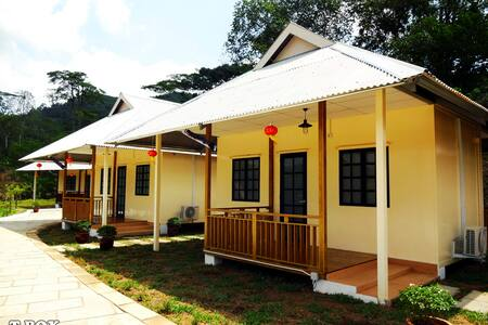 Japanese Cabin 3 - Sungai Lembing - Cottage