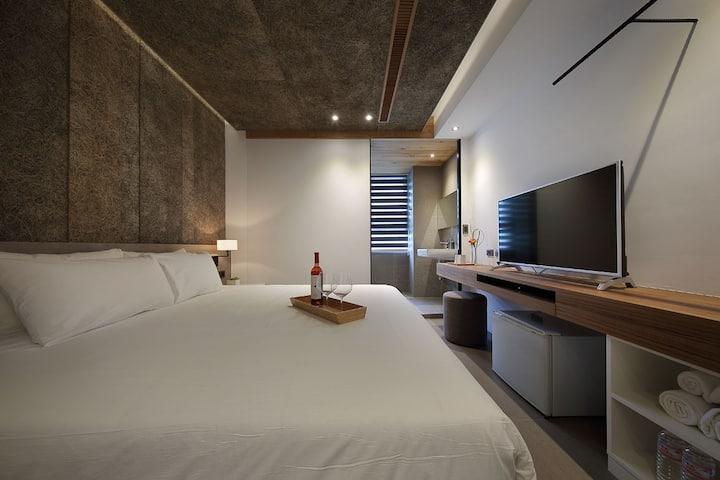 日月潭桂月村 Double Room