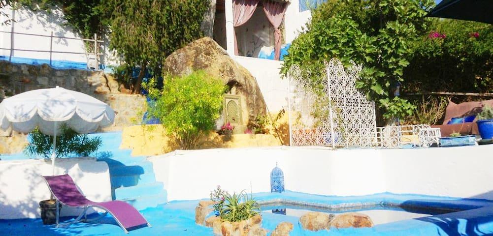 Casa de campo en el norte Marruecos - Jbel lahbib - Casa
