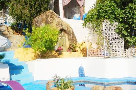 Casa de campo en el norte Marruecos - Jbel lahbib - 一軒家
