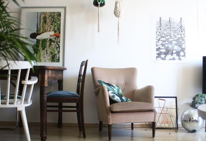 Charmantes Appartement mit Balkon Neu-Ehrenfeld