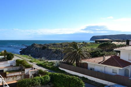 101.24_Apartment with one doble bedroom and terrace with sea view placed in Es Caials