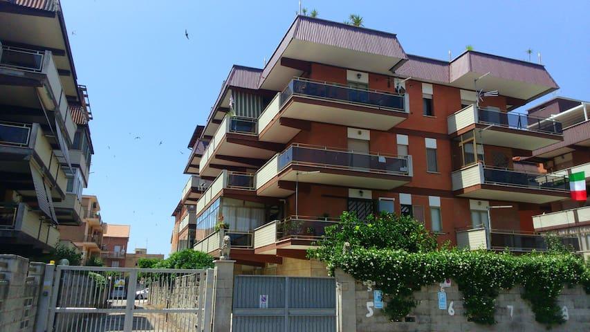 La casa dei nonni al mare - Torvaianica - Apartmen