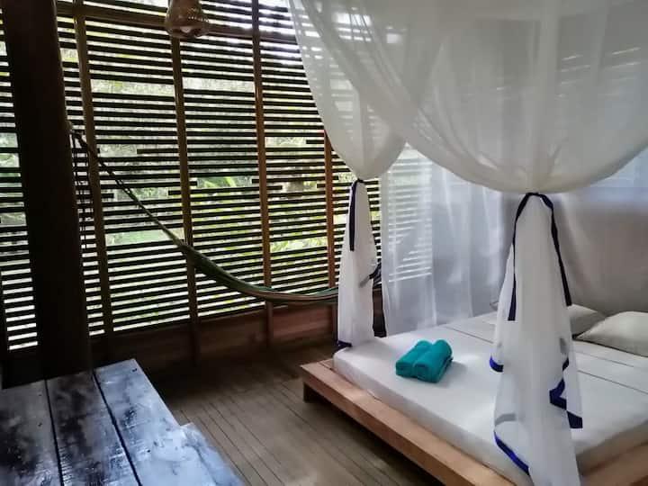 2. AMAZONIC REFUGE - Comfortable & Eco-friendly
