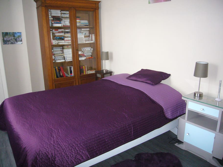 1ere chambre lit double