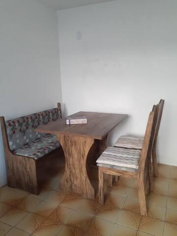 Apartamento Cond. Campo Grande