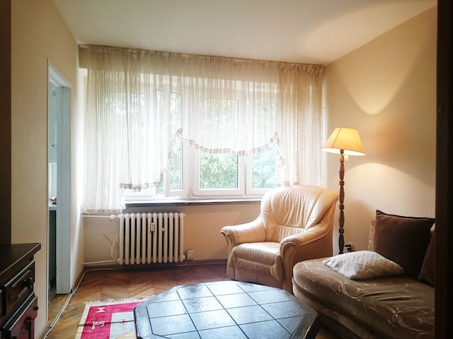 Double bedroom flat, Lublin, Poland