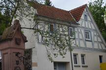 Wohnung im liebevoll renovierten Fachwerkhaus