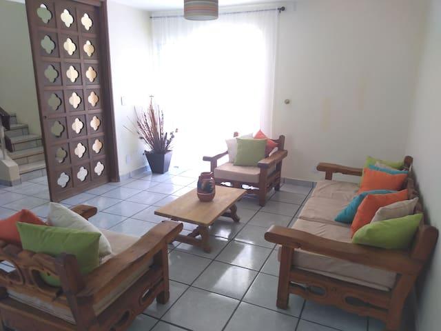 Disfruta Michoacán en un espacio cálido y familiar