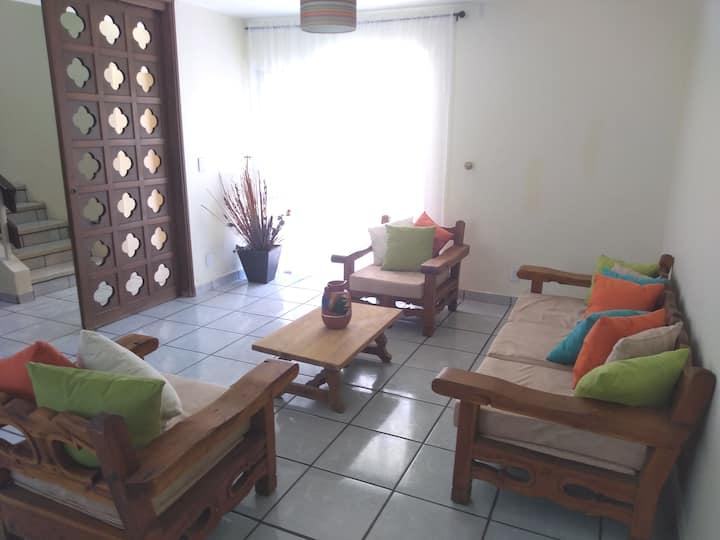 Disfruta Zamora Michoacán espacio cálido  familiar