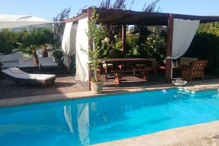 country house and ski in Santiago - Talagante - House