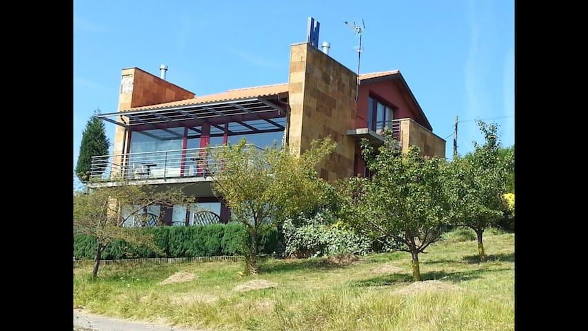 Hotel en zona rural - Asturias