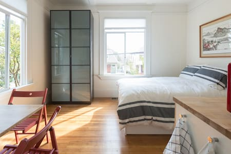 Elegant Lake Merritt Studio - Oakland - Apartment