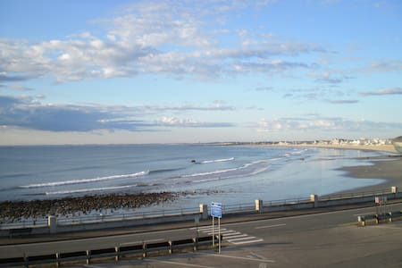 Spectacular Ocean Front Views walk to the Beach! - ハンプトン