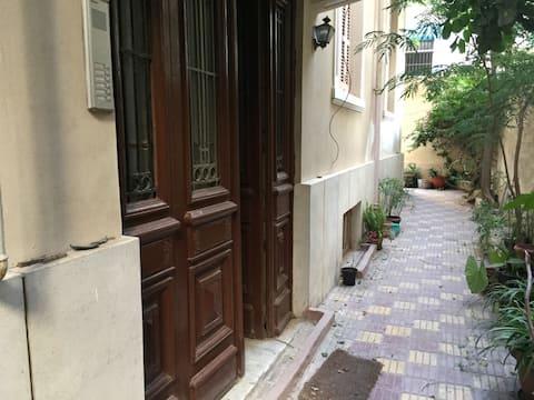 Basic private apartment