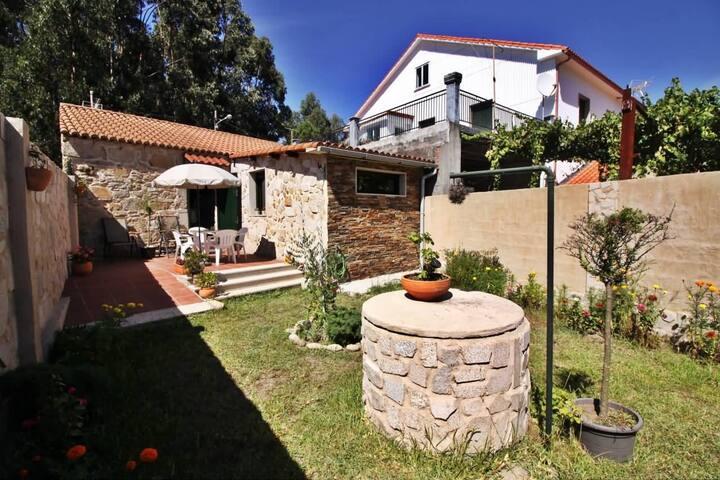 Cozy house in Rías Baixas - Cambados - Dom