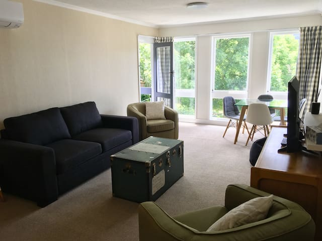 Larkhall Apartment