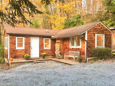 Hudson Valley Caretaker's Cottage