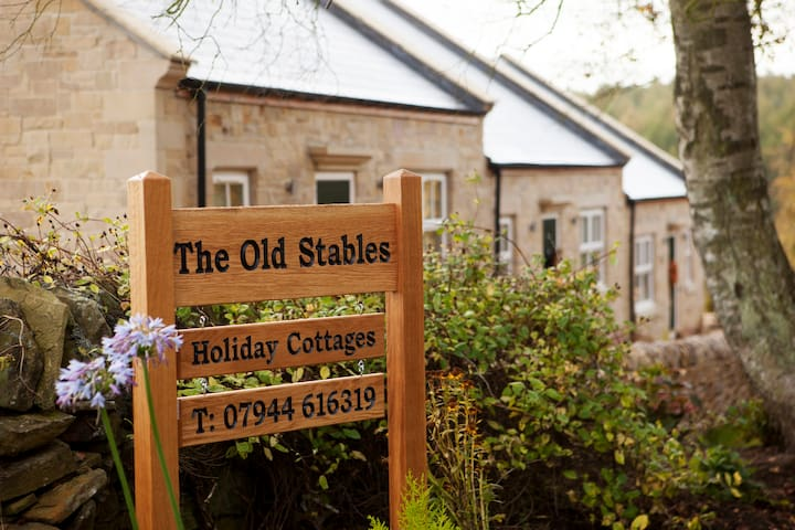 The Old Stables Knitsley, Cottage No. 1