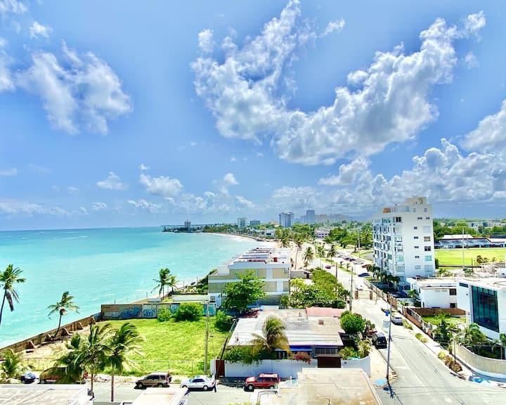 Ocean Park 8th floor Studio BALCONY OCEAN AND CITY VIEW PARKING